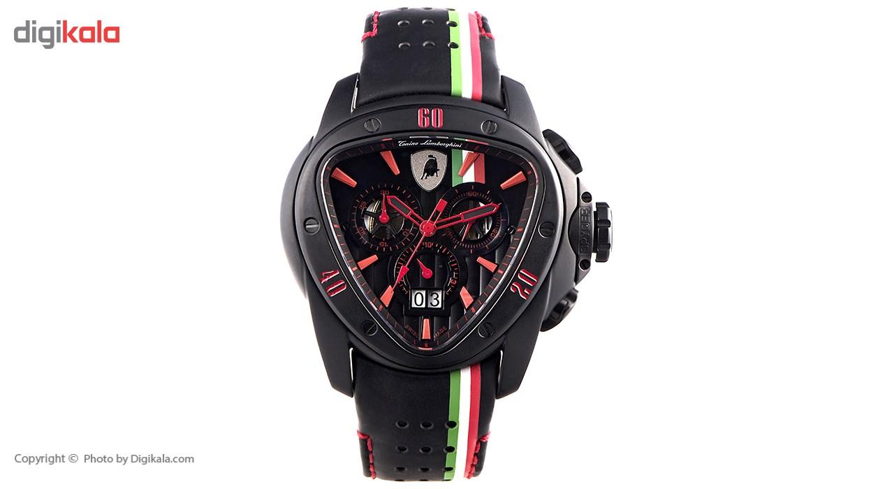 خرید ساعت مچی عقربه ای مردانه تونینو لامبورگینی مدل TL-1206