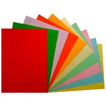 کاغذ رنگی a4 کپی مکس کد  g-80 بسته 500 عددی