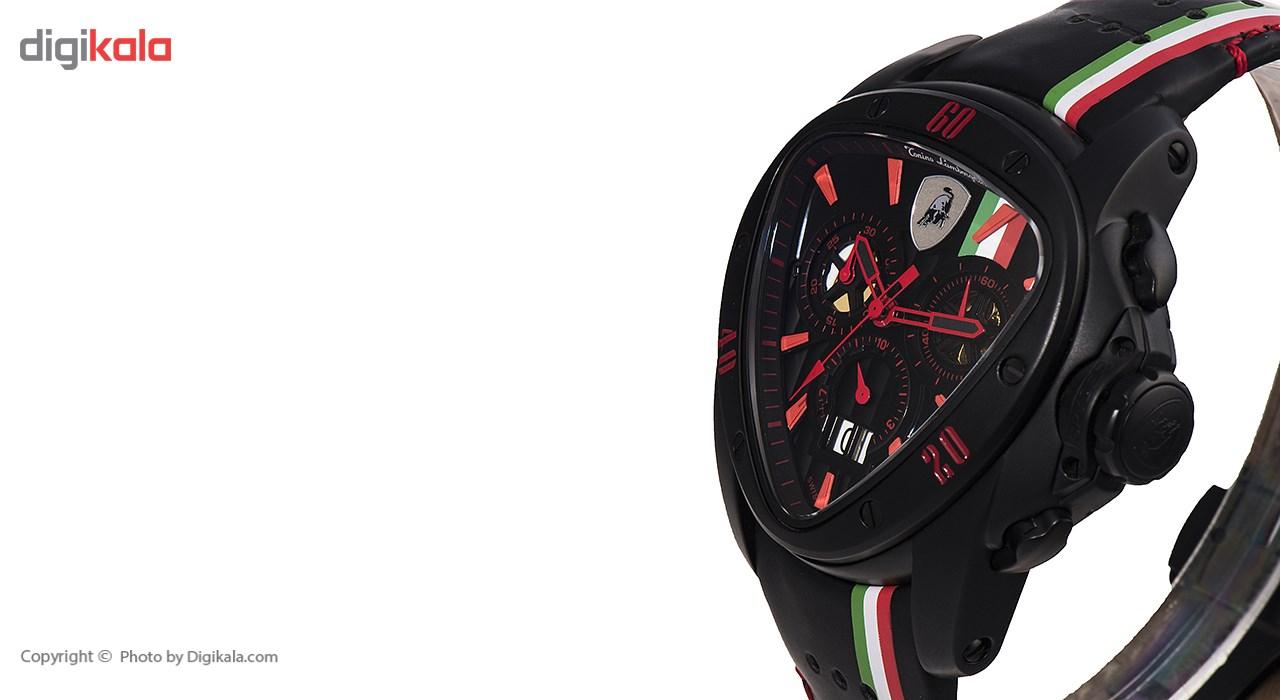 ساعت مچی عقربه ای مردانه تونینو لامبورگینی مدل TL-1206