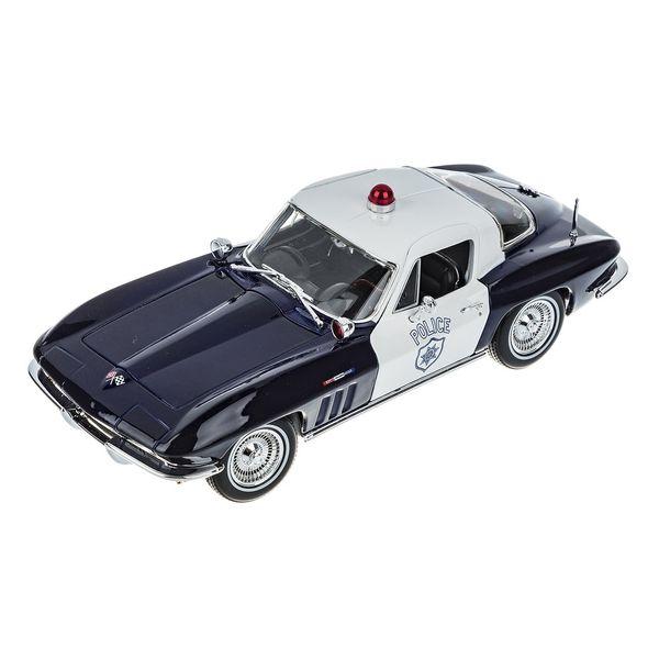 ماشین بازی مایستو مدل 1965Chevrolet Corvette Police