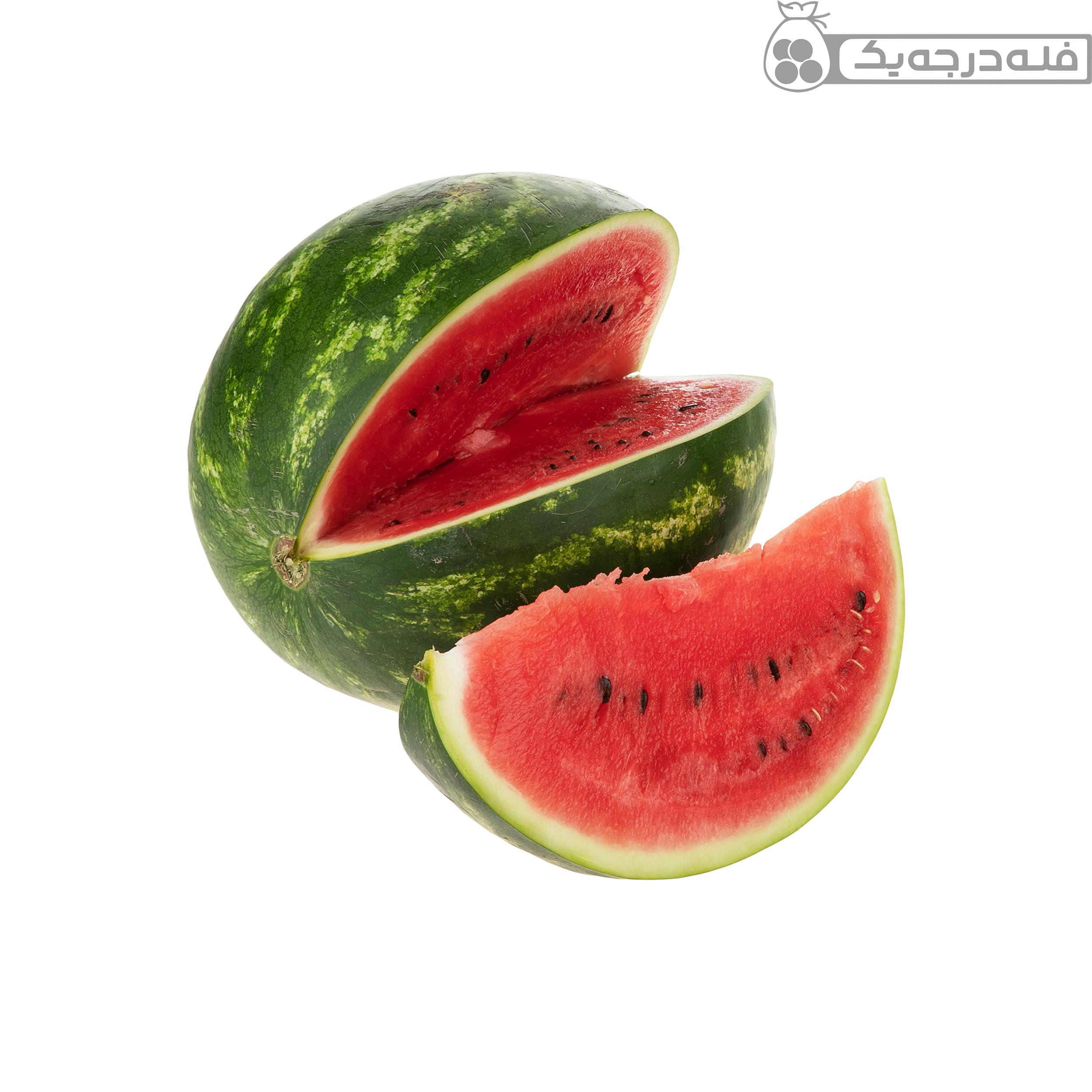 هندوانه ممتاز فله – 4 تا 6 کیلوگرم