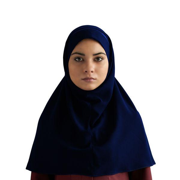 مقنعه حجاب فاطمی کد hjb1260