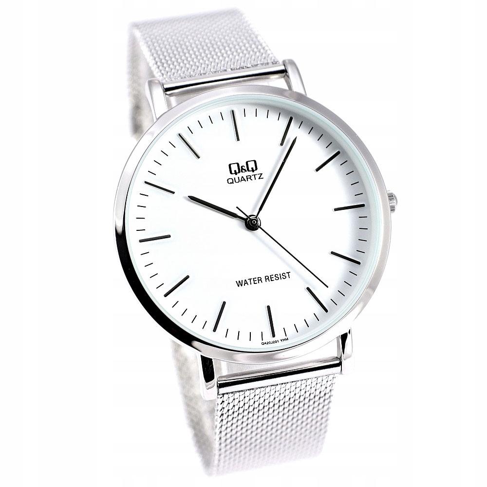 ساعت مچی عقربهای مردانه کیو اند کیو مدل QA20J201Y
