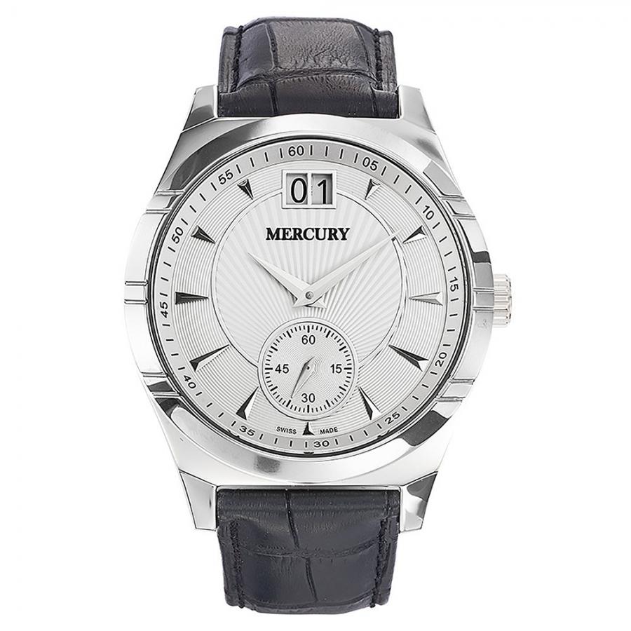 ساعت مچی عقربه ای مردانه مرکوری مدل ME315-SL-1