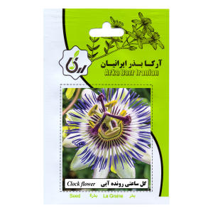بذر گل ساعتی رونده آبی آرکا بذر ایرانیان کد 79-ARK