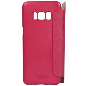 کیف کلاسوری نیلکین مدل New Leather Sparkle مناسب برای گوشی های سامسونگ Galaxy S8