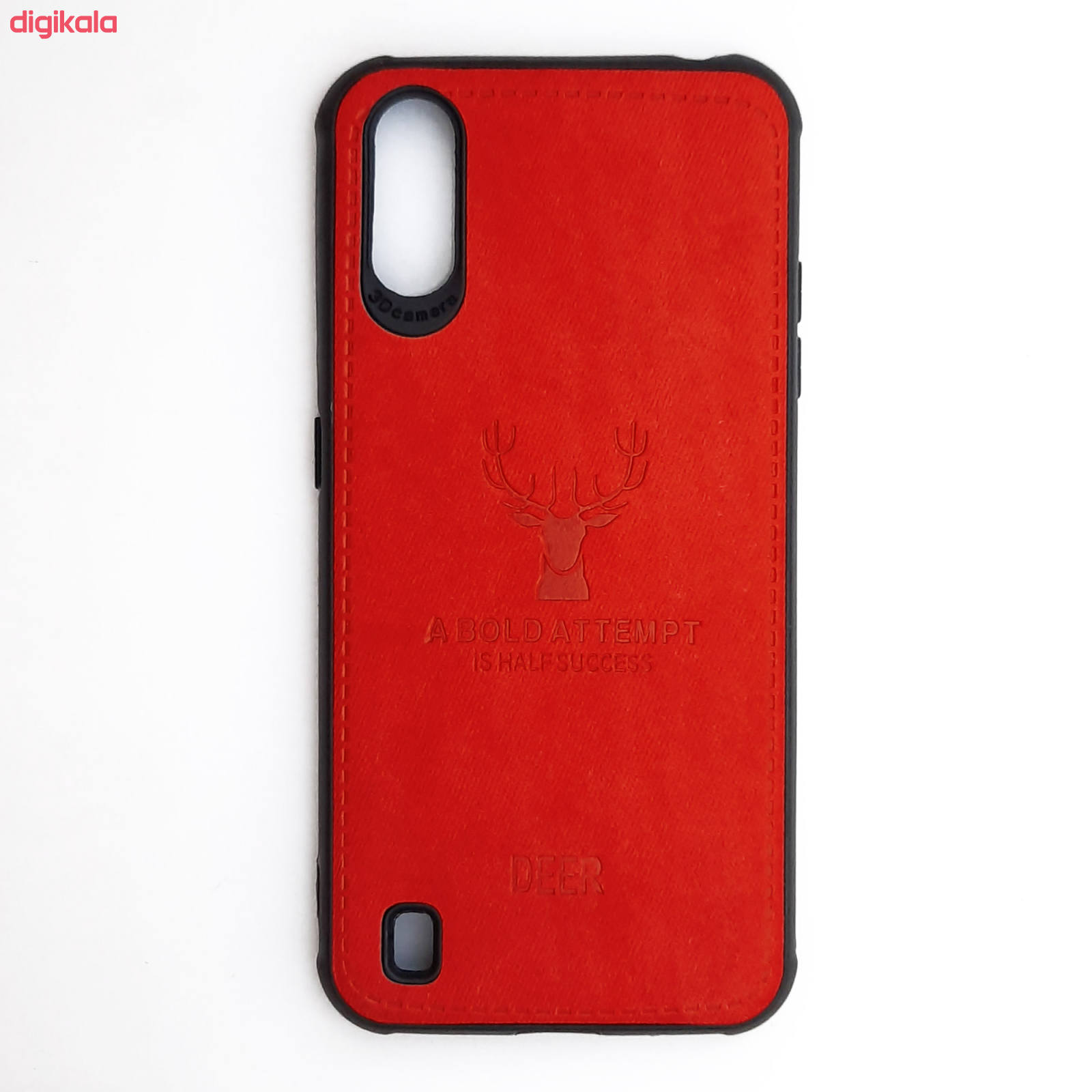 کاور مدل CO503 طرح گوزن مناسب برای گوشی موبایل سامسونگ Galaxy A01 main 1 6