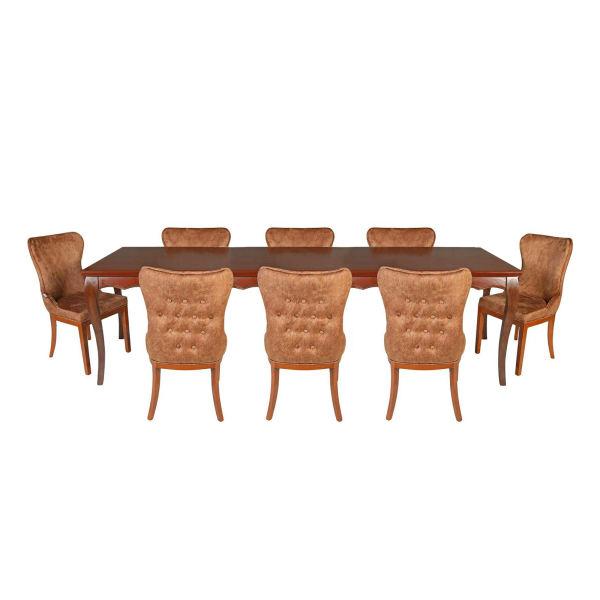 میز و صندلی ناهار خوری چوبکو مدل 672_8
