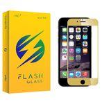 محافظ صفحه نمایش فلش مدل +HD مناسب برای گوشی موبایل اپل Iphone 6 / 6s
