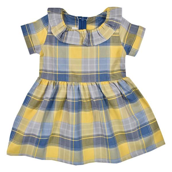 پیراهن دخترانه نیروان مدل 101115 -3