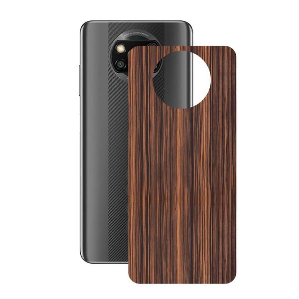 برچسب پوششی راک اسپیس طرح Wood مناسب برای گوشی موبایل شیائومی POCO X3 Pro