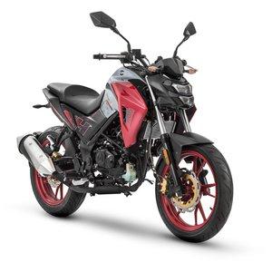موتور سیکلت گلکسی اس وای ام مدل NA180 حجم 183 سی سی