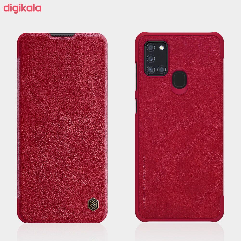 کیف کلاسوری نیلکین مدل QIN مناسب برای گوشی موبایل سامسونگ Galaxy A21s main 1 20