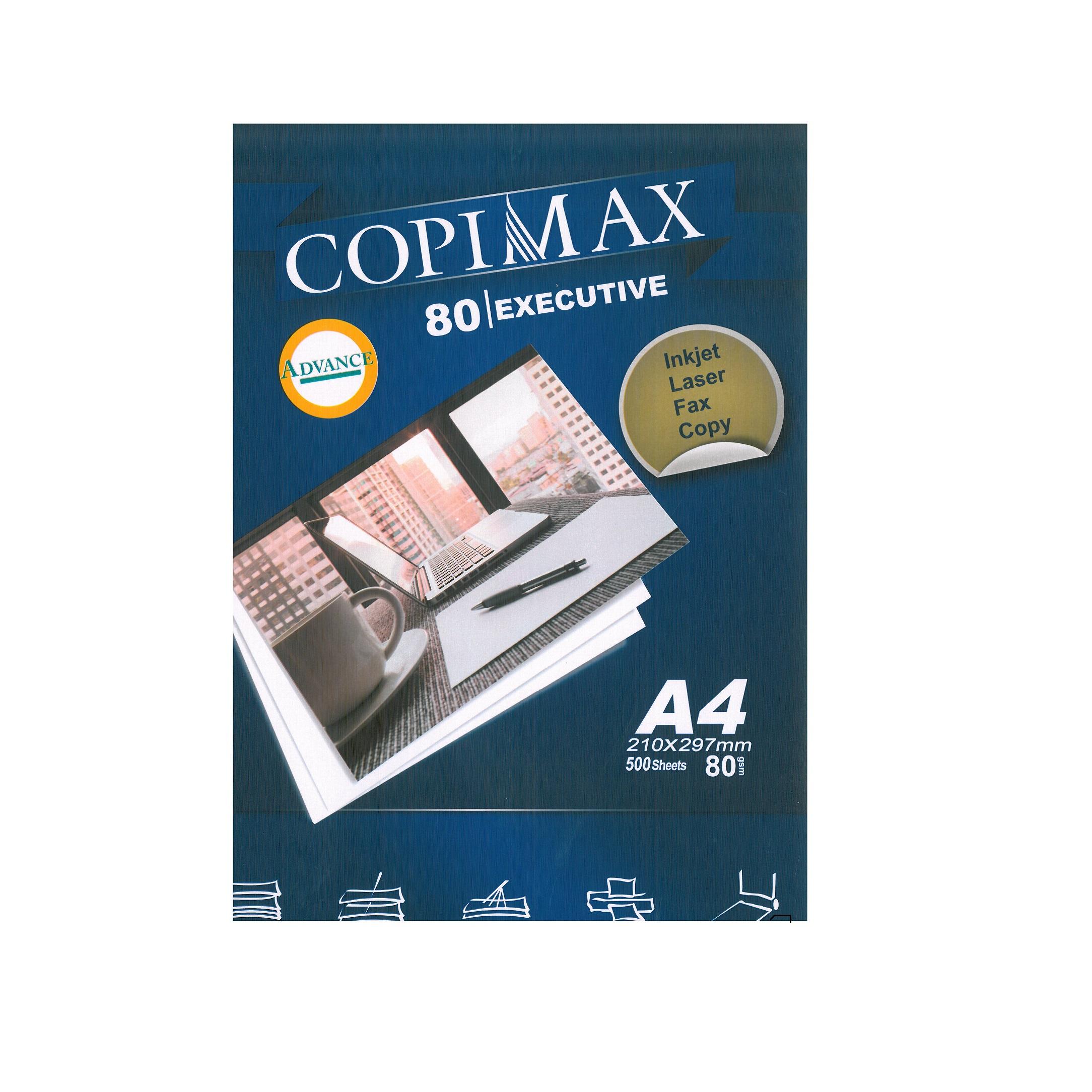 کاغذ A4 کپی مکس کد 1 بسته 500 عددی