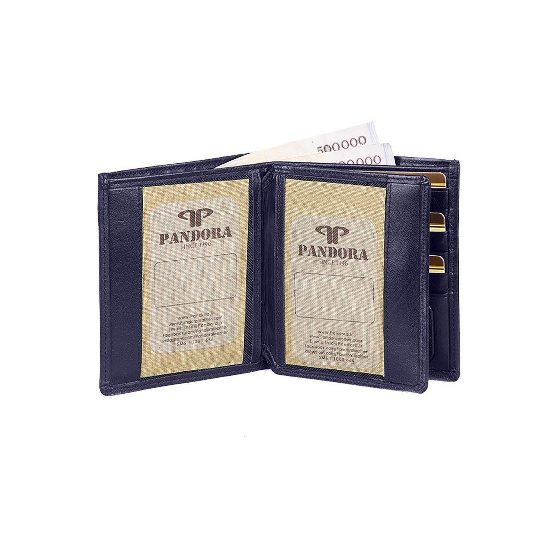 کیف پول مردانه پاندورا مدل B6008 -  - 9