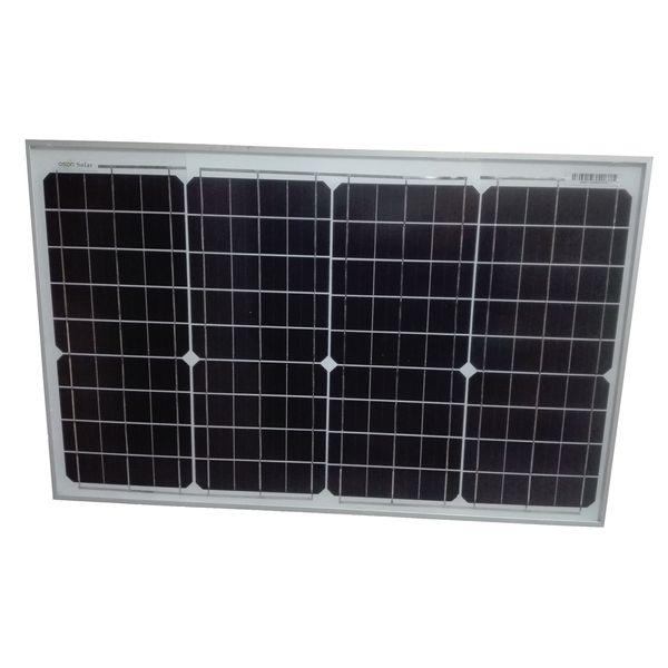 پنل خورشیدی اوسدا سولار مدل ODA40-18-M ظرفیت 40 وات