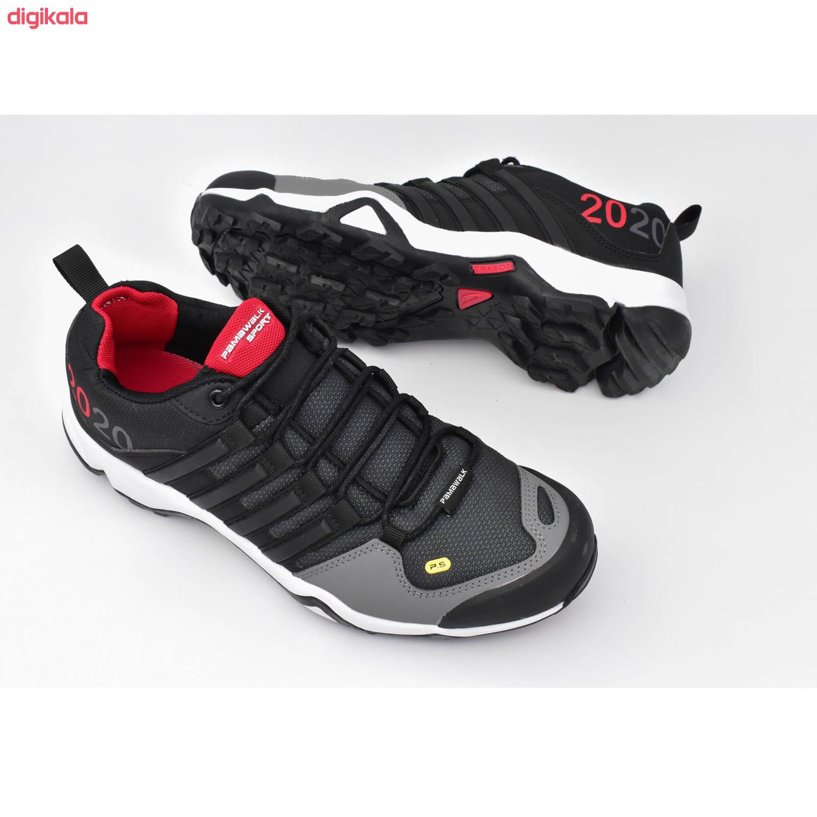 کفش پیاده روی مردانه پاما مدل TT کد 1080-2 main 1 5