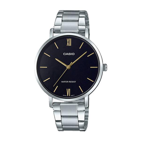 ساعت مچی عقربه ای زنانه کاسیو مدل LTP-VT01D-1BUDF