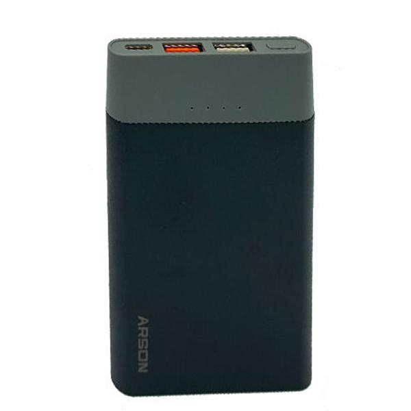 شارژر همراه آرسون مدل AN-PD99 ظرفیت 10000 میلی آمپر ساعت