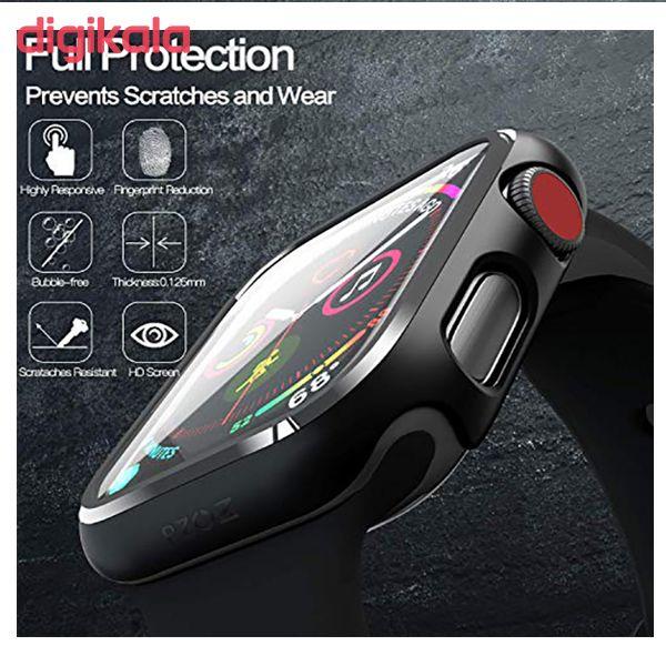 محافظ صفحه نمایش مدل AW44GU01me مناسب برای اپل واچ 44 میلی متری main 1 9