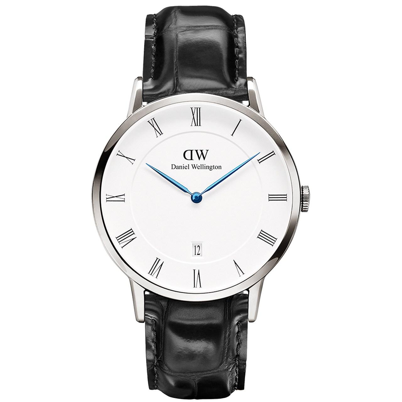 ساعت مچی عقربه ای مردانه دنیل ولینگتون مدل DW00100108              خرید (⭐️⭐️⭐️)