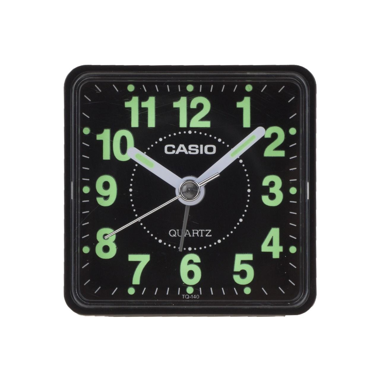 خرید ساعت رومیزی کاسیو مدل TQ-140-1DF