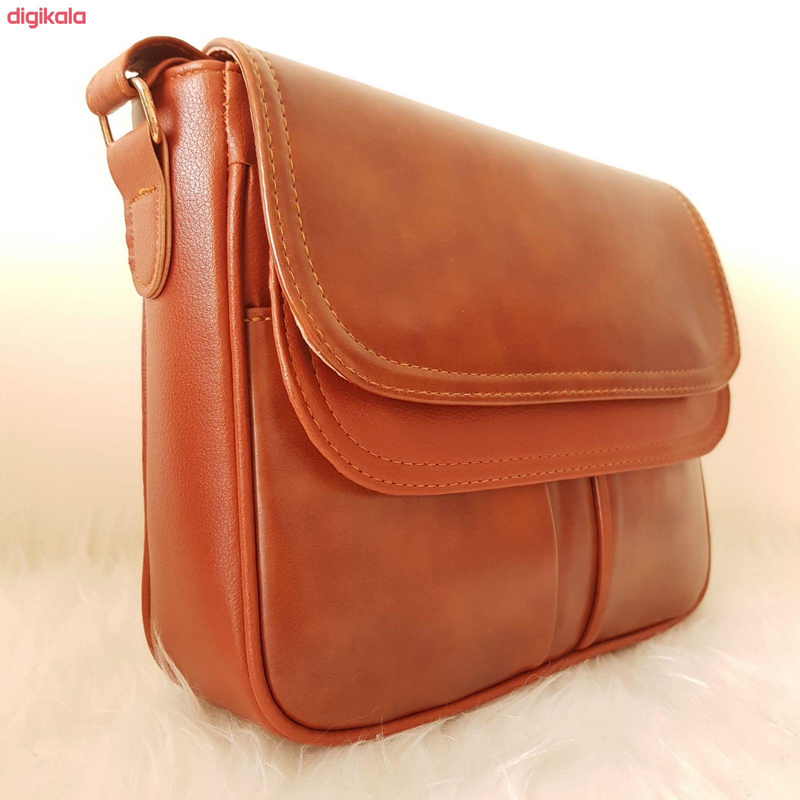 کیف دوشی زنانه مدل 2PS main 1 4