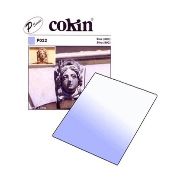 فیلتر لنز کوکین مدل Blue 80C P022