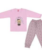 ست تی شرت و شلوار نوزادی کد ۵۰۲  -  - 1