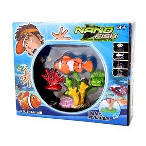 آکواریوم اسباب بازی مدل ماهی شناگر جینو