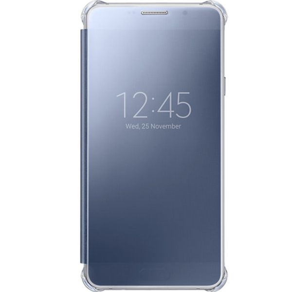 کیف کلاسوری سامسونگ مدل Clear View مناسب برای گوشی موبایل Galaxy A7 2016