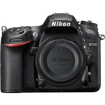 تصویر دوربین دیجیتال نیکون مدل D7200 Body Nikon D7200 Body Digital Camera