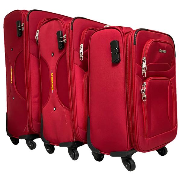 مجموعه سه عددی چمدان مدل MH13