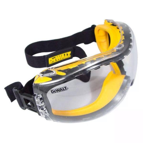 عینک ایمنی دیوالت مدل DPG82-11