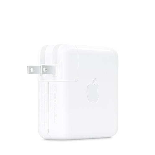 آداپتور برق 61 وات اپل مدل A مناسب برای مک بوک ایر13 اینچ/مک بوک پرو 13،15 اینچ/مک بوک 12 اینچ