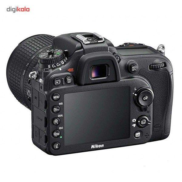 دوربین دیجیتال نیکون مدل D7200 Body  Nikon D7200 Body Digital Camera