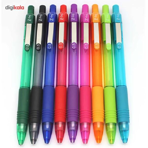خرید اینترنتی با تخفیف ویژه مداد نوکی زبرا مدل Z-Grip با قطر نوشتاری 0.7 میلی متر