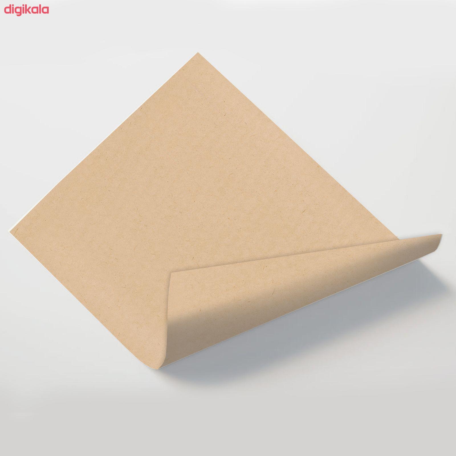 کاغذ کرافت مستر راد کد 1436 بسته 50 عددی main 1 20