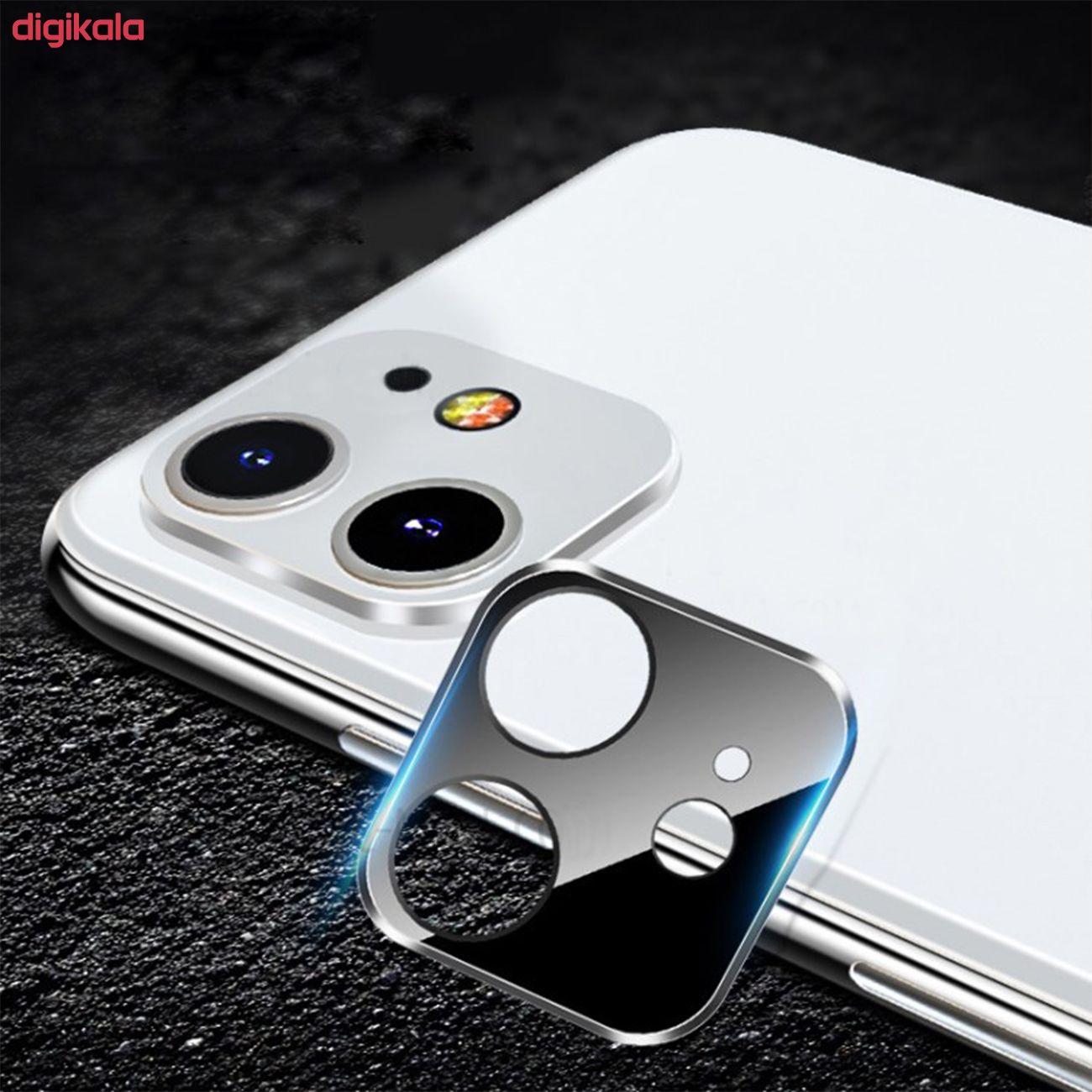 محافظ لنز دوربین مدل Me-1 مناسب برای گوشی موبایل اپل iPhone 11 main 1 3
