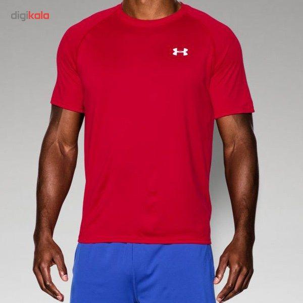 تی شرت مردانه آندر آرمور مدل UA Tech
