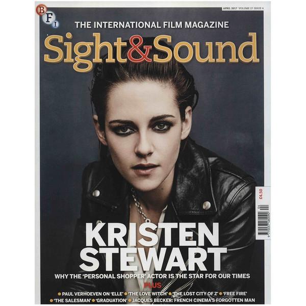 مجله Sight & Sound - آوریل 2017