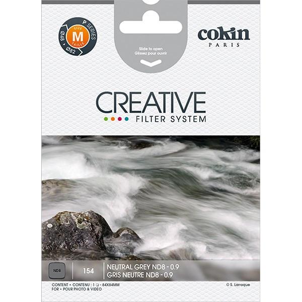 فیلتر لنز کوکین مدل نوترال گری ND8 P154