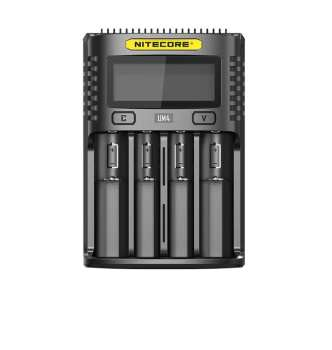 شارژر باتری نایت کر مدل UM4