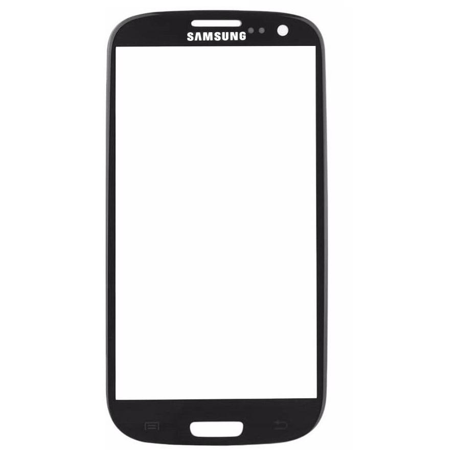 شیشه تاچ گوشی مدل I9300-Blk-O مناسب برای گوشی موبایل سامسونگ Galaxy S3                     غیر اصل