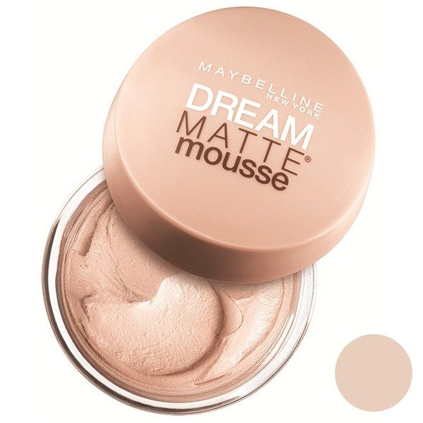 موس میبلین مدل Dream Mat Mousse Cameo 20