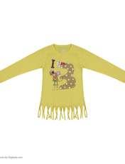 تی شرت دخترانه سون پون مدل 1391350-19 -  - 2
