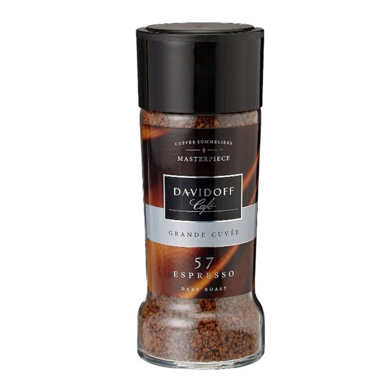 قوطی قهوه دیویدف مدل Espresso 57