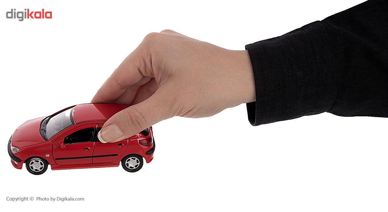ماشین بازی مدل Peugeot 206 main 1 9