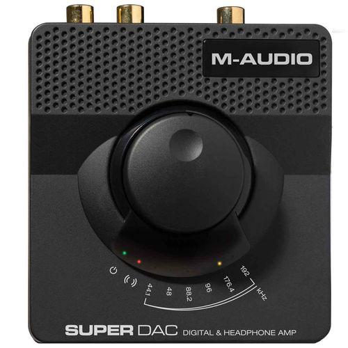 کارت صدا و تقویت کننده هدفون ام-آدیو مدل Super DAC