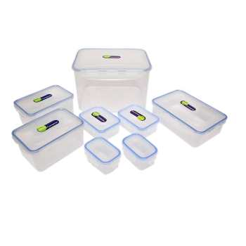 ظروف نگهداری لیمون کد ML15-1 بسته 8 عددی